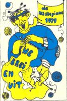 Insigne 1979 We breijen uit (1979 tot 1990)