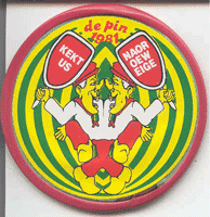 Insigne 1981 Kèkt us naor oew eige (1979 tot 1990)