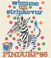Insigne 1986 W'emme un stripke vur