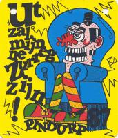 Insigne 1987 Ut zal mijn ne zurreg zijn (1979 tot 1990)