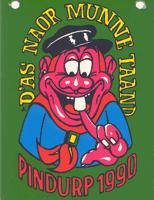 Insigne 1990 Das wel naor munne taand (1990 tot 2000)