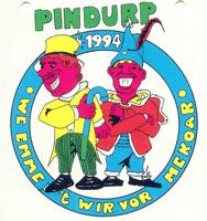 Insigne 1994 We emme ut wir vor mekaor (1990 tot 2000)