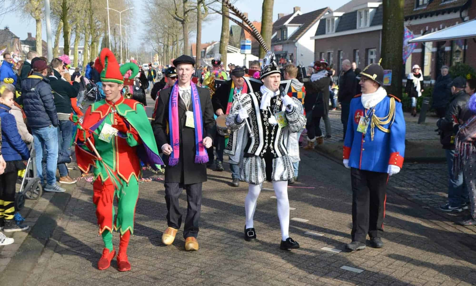 2010 tot 2020 carnaval Wouwse Plantage, motto's