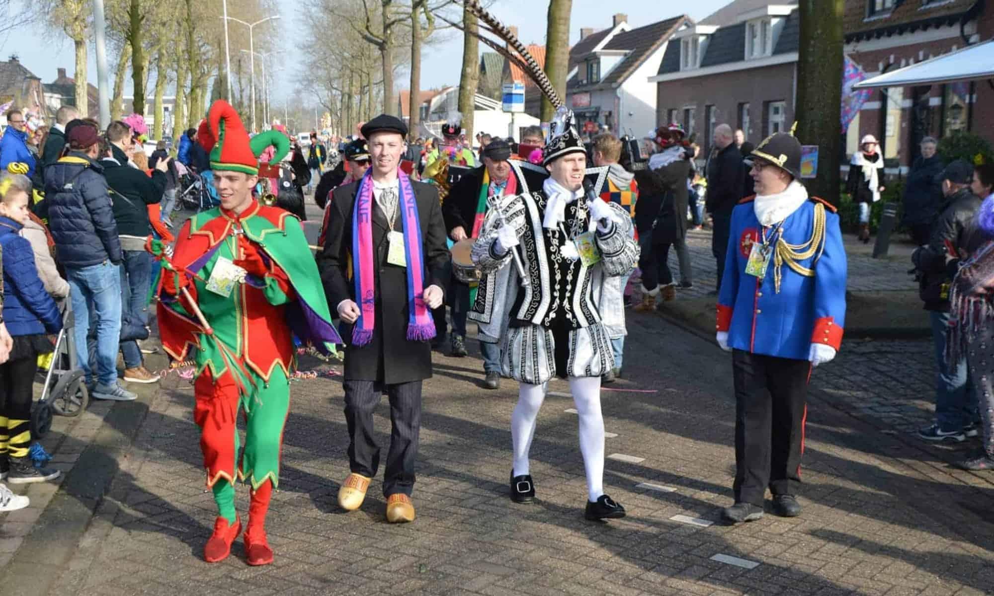 2010-2019, archief carnaval Wouwse Plantage