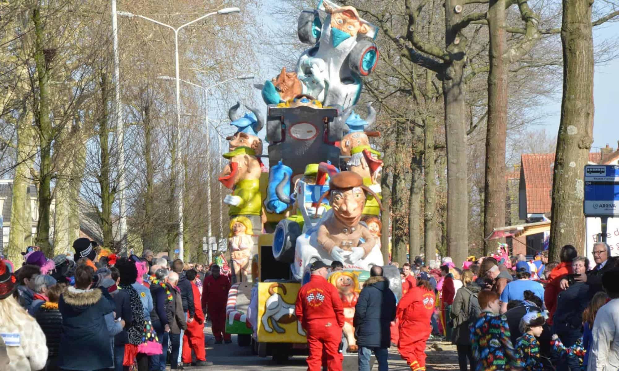 Carnavalsactiviteiten